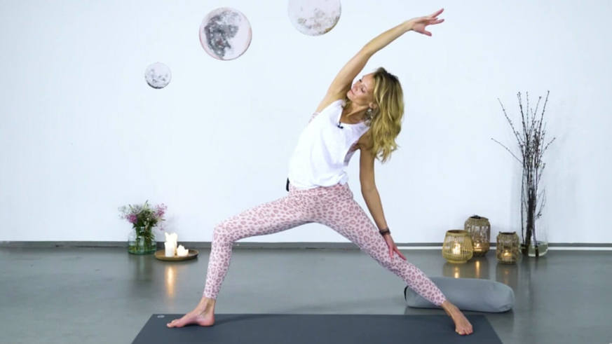 Yoga Video Yoga zum Loslassen