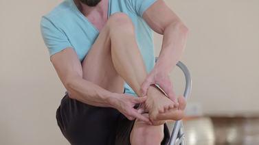 Yoga Video Gesunde Sprunggelenke und Knöchel – Yogatherapie