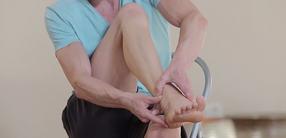 Gesunde Sprunggelenke und Knöchel – Yogatherapie