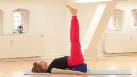 Yoga Video Der große Anfängerkurs mit Anna Trökes - Meditation tut gut (Teil 10 von 10)