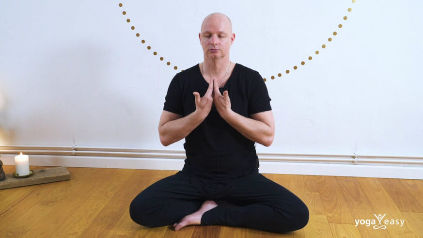 Yoga Video Mudra-Meditation –Bewegung aus dem Herzen