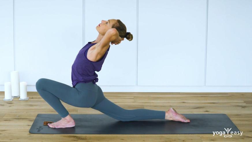 Yoga Video Die Macht des Herzens: Offene Hüften und ein starkes Herz