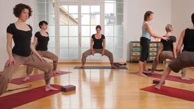 Yoga Video Guten-Morgen-Kick