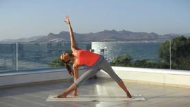 Yoga Video Sunset Yoga mit Barbra