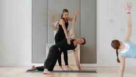Yoga Video Kraft und Beweglichkeit im Oberkörper