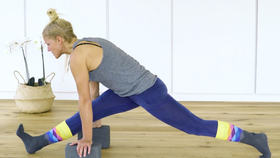 Yoga Video Calisthenics: High Intensity Yoga