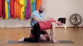 Yoga Video Die atmende Bandscheibe – kurze Version