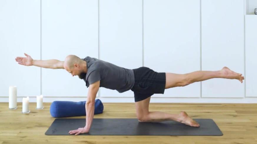 Yoga Video Die atmende Bandscheibe – längere Version