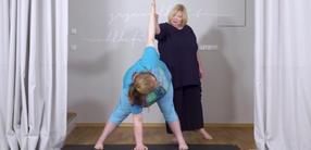 Yoga X-Large: Basic-Yoga – stehende Haltungen