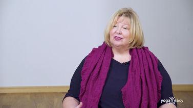 Yoga Video Interview mit Birgit Feliz Carrasco über Yoga X-Large