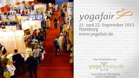 Yoga Video yogafair 2013: Impressionen