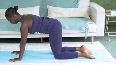 Yoga Video Center Yourself – Brücken bauen, Verbindung schaffen: Postnatal Yoga