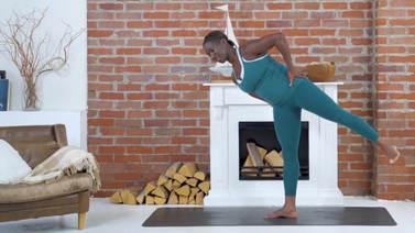 Yoga Video Stabiles Becken und kräftiges Fußgewölbe: Postnatal Yoga