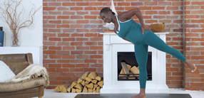 Stabiles Becken und kräftiges Fußgewölbe: Postnatal Yoga