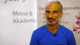 Yoga Video yogafair 2013: Interview mit Simon Borg-Olivier