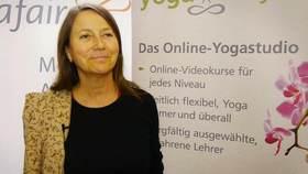 Yoga Video yogafair 2013: Interview mit Marina Pagel