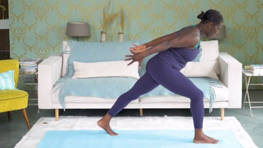 Yoga Video Starke Mama – starke Beine: Postnatal Yoga