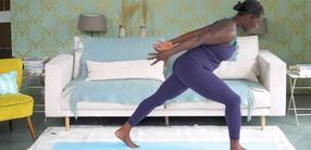 Starke Mama – starke Beine: Postnatal Yoga