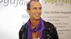 Yoga Video yogafair 2013: Interview mit Lance Schuler