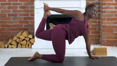 Yoga Video Herzöffnende Yogasequenz nach dem Wochenbett: Postnatal Yoga