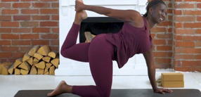 Herzöffnende Yogasequenz nach dem Wochenbett: Postnatal Yoga