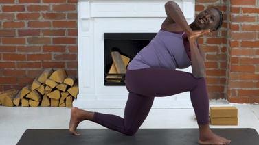 Yoga Video Twists ab Woche 10 nach der Geburt: Postnatal Yoga