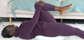 Tutorial: Übungen zur Beckenbodenentlastung und Hüftdehnung