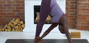 Standfestigkeit als Mama: Postnatal Yoga
