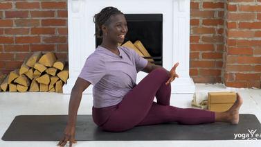 Yoga Video Innehalten – deinen Wert anerkennen