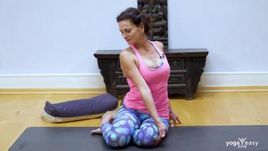 Yoga Video Schulter-und-Nacken-Quickfix für Mamis