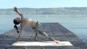 Yoga Video Die kleine Yogapause für mehr Gelassenheit