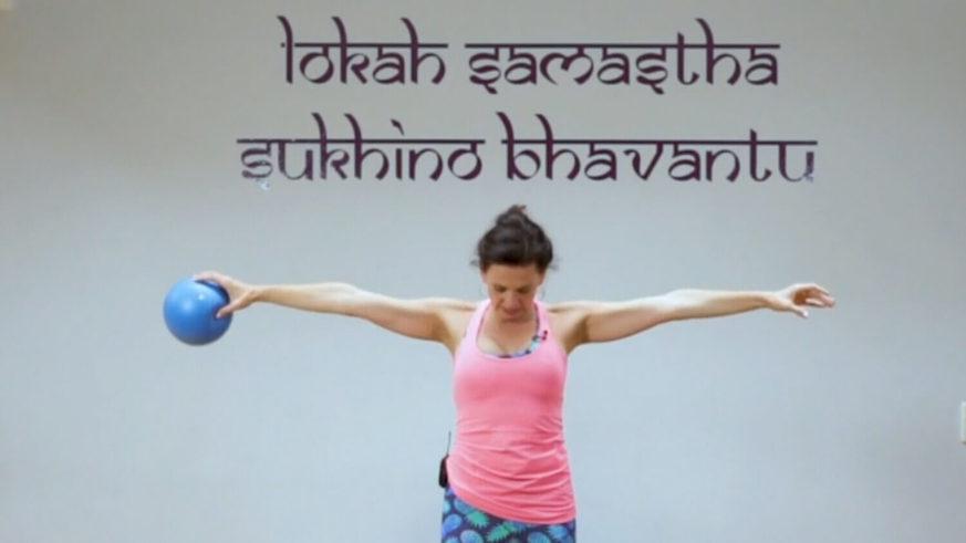 Yoga Video Übungen für Bauch und Beckenboden nach der Geburt