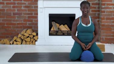 Yoga Video Tutorial: Beckenboden-Übungen nach der Geburt