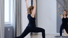 Yoga Video Stabilität, Gelassenheit, Kraft
