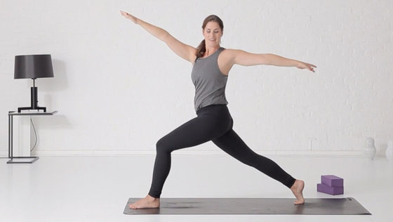 Yoga Video Energie anheben am Morgen