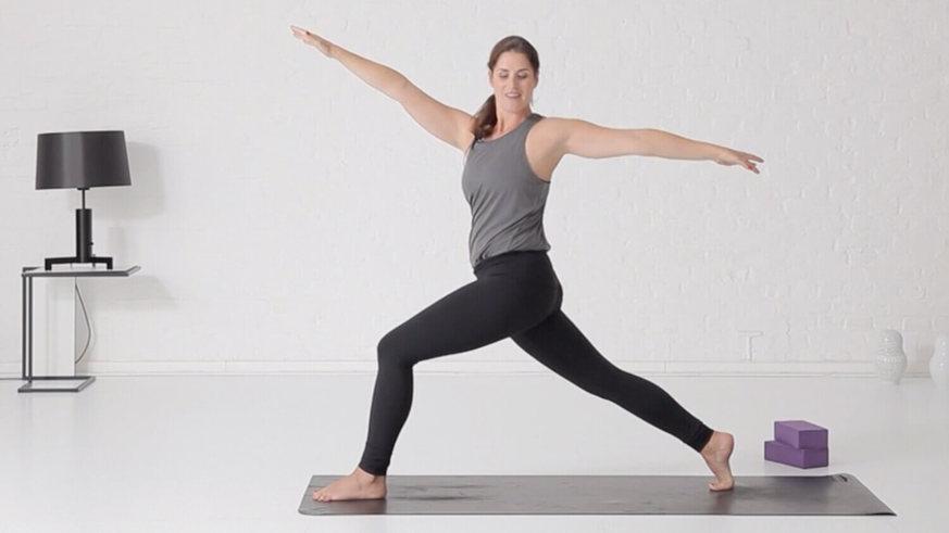 Yoga Video Energie anheben am Morgen