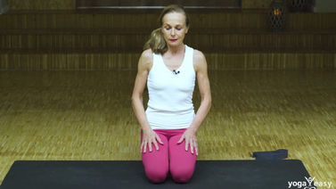 Yoga Video Bhastrika-Atmung im Hormon-Yoga