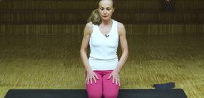 Bhastrika-Atmung im Hormon-Yoga
