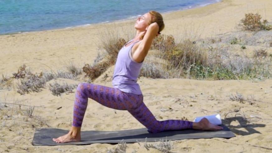 Yoga Video Easy Flow – deine kurze Yogapause