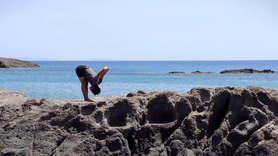 Yoga Video Yoga am Meer