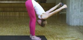 Aufwärmsequenz Hormon-Yoga