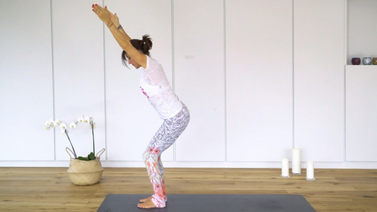 Yoga Video Yoga für innere Ruhe