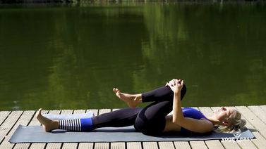 Yoga Video Gelassenheit mit dir selbst: Abend-Yoga