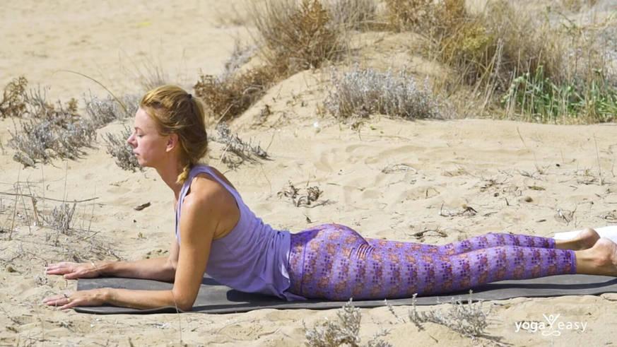 Yoga Video Yoga zum besseren Einschlafen