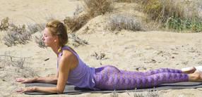 Yoga zum besseren Einschlafen