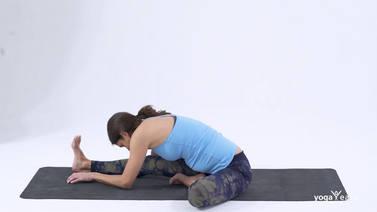 Yoga Video Schließe deinen Tag ab:Abend-Yoga