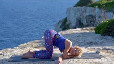 Yoga Video Harmonisierender Tagesausklang: Abend-Yoga und Yoga Nidra