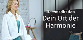 Herzmeditation: Dein Ort der Harmonie