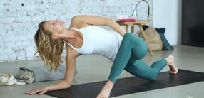 Yoga zum Tagesabschluss –deine Abendroutine