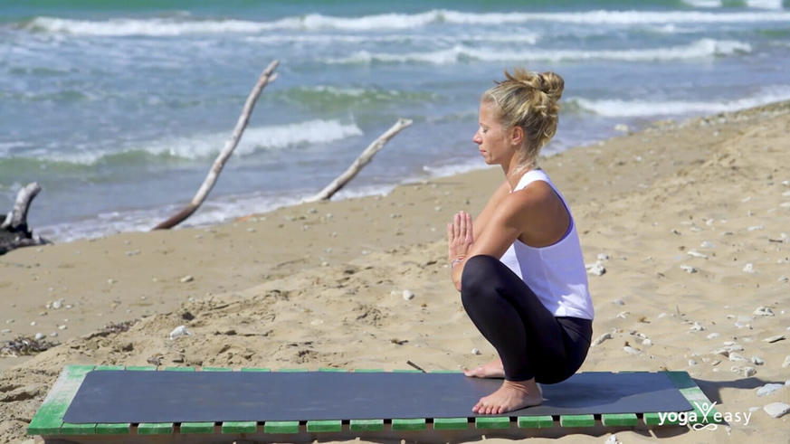 Yoga Video Yin Yoga und Yoga Nidra: Einfach sein!